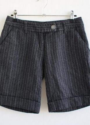 Шерстяные классические шорты motivi, п-во италия
