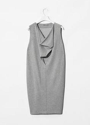 Платье  от cos,  из натуральной шерсти, делового стиля