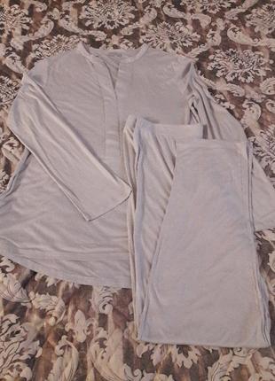 Пижамка флонэливая