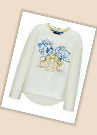 Брендовая футболка с длинным рукавом из коллекции marine от faberlic