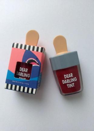 Тинт для губ dear darling tint № 1
