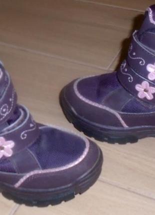 Термо ботинки tcm 24-25 р