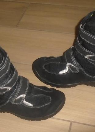 Зимние термо ботинки 38 р