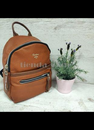 Городской полуспортивный рюкзак david jones cm5344 рыжий