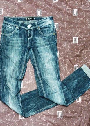Джинсы revolt jeans first line😎