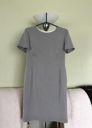 Красивое классическое платье