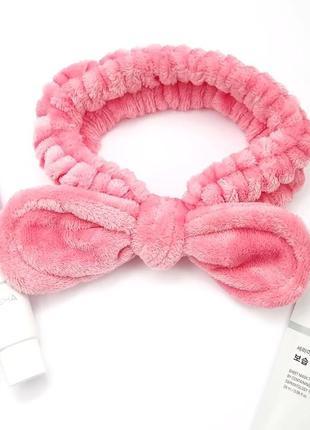 Косметическая повязка для волос missha hair band корейская косметика