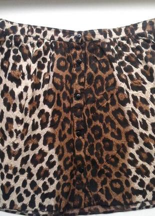 Офигенная леопардовая юбочка от atmosphere
