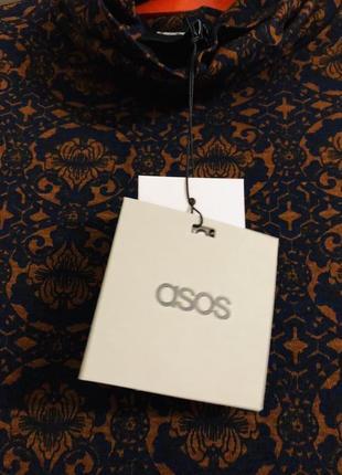 Трикотажное платье asos, новое!6 фото