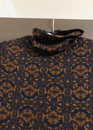 Трикотажное платье asos, новое!4 фото