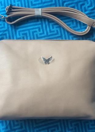 Милая пудровая сумочка welfare