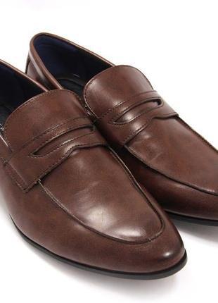 Мужские туфли new look 7630 / размер: 44