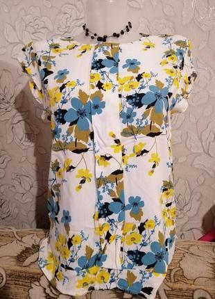 Нежная майка блуза