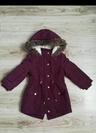 Куртка, курточка, парка 104