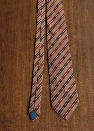 Мужской итальянский шёлковый галстук linus