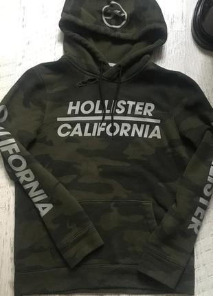 Hoodie hollister оригинал унисекс