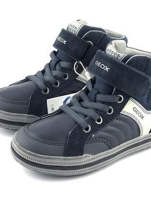 Демисезонные ботинки geox (италия)j elvis a
