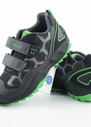 Демисезонные ботинки geox j n. savage (италия)