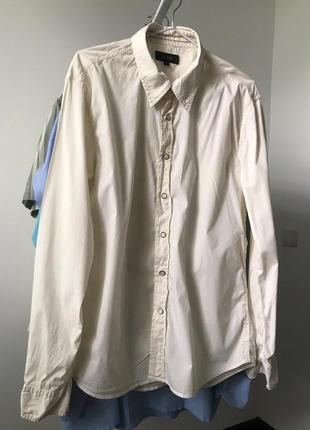 Рубашка l  j.c. rags на кнопочках