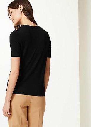 Стильный джемпер-футболка 12-14 размер