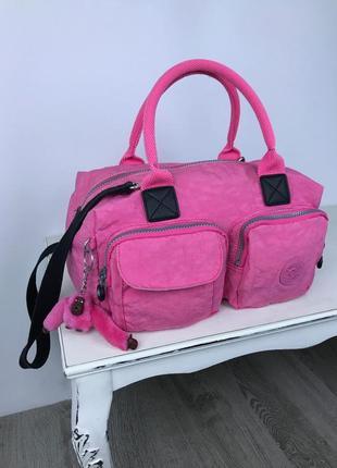 Вместительная сумка kipling