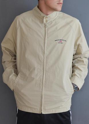 Крутой харик ralph lauren jeans company jacket