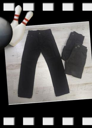 Модные брюки вельвет утяжка теплые коричневые тона