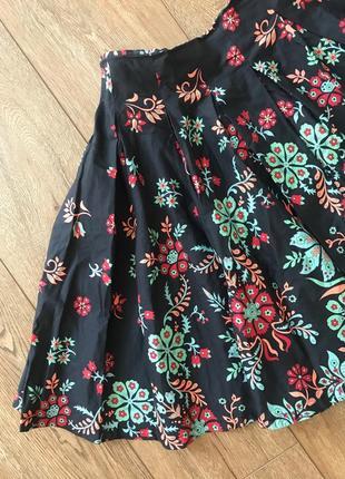 Шикарная пышная юбка солнцеклёш