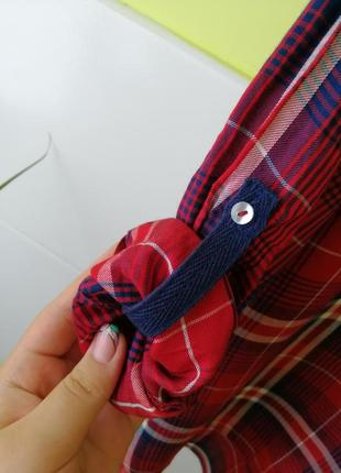 Классная рубашка в клеточку от c&a2 фото