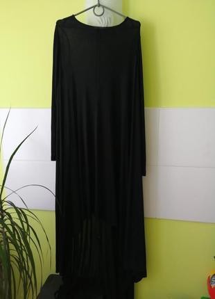 Макси платье ассиметричного кроя cos