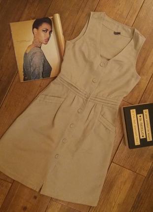 Класична сукня для офісу  від naf-naf