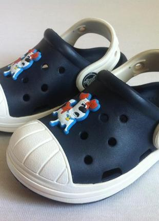 Босоножки , сандалии crocs  bump ☀️😎 🐶🐶 размер с 6 (22 ) оригинал ❗❗❗