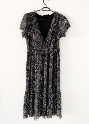 Sale, стильное длинное платье с поясом, распродажа1 фото