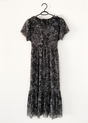 Sale, стильное длинное платье с поясом, распродажа3 фото