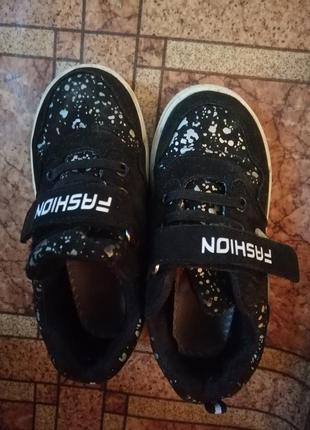 Спортивная обувь, кеды для девочки