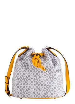 Женская сумка-мешок  линии ramita от carpisa италия