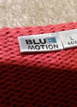 Яркий свитшот blue motion-м.л  подойдет на 52\54р4 фото