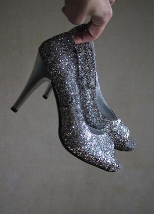 Туфли jil sander