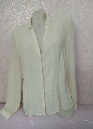 Блуза блузка цвет пудры french connection