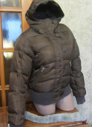 Пуховик куртка nike