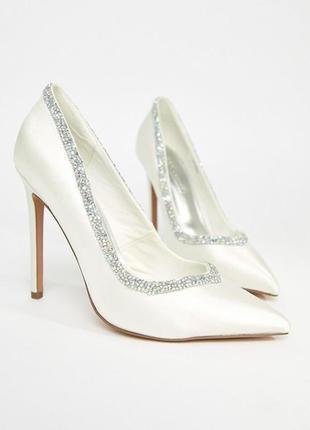 Свадебные туфли от asos