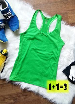 H&m sport майка спортивная xs-s спорт бег фитнес зал тренд топ топик футболка nike adidas