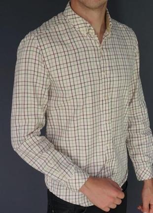 Клетчатая рубашка barour. s