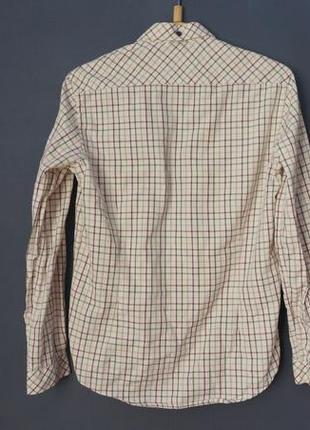Клетчатая рубашка barour. s2 фото