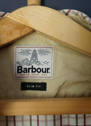 Клетчатая рубашка barour. s4 фото