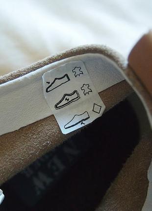 Дезерты туфли замша унисекс португалия3 фото