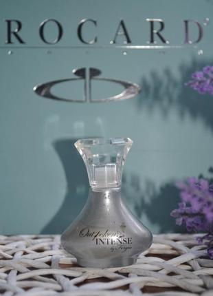 Avon outspoken intense by fergie eau de parfum 7 мл парфюмированная вода оригинал