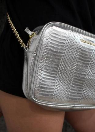Стильная сумочка из экокожи