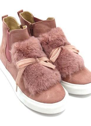 Женские ботинки buffalo 8006 / размер: 38