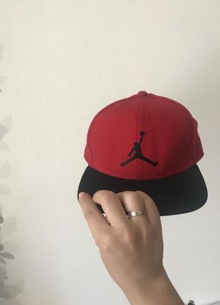 Новая оригинальная кепка jordan